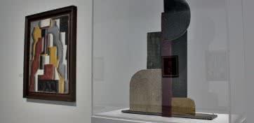 Exposición 'Torres-García. Un moderno de la Arcadia'. Foto: Sonia Aguilera.