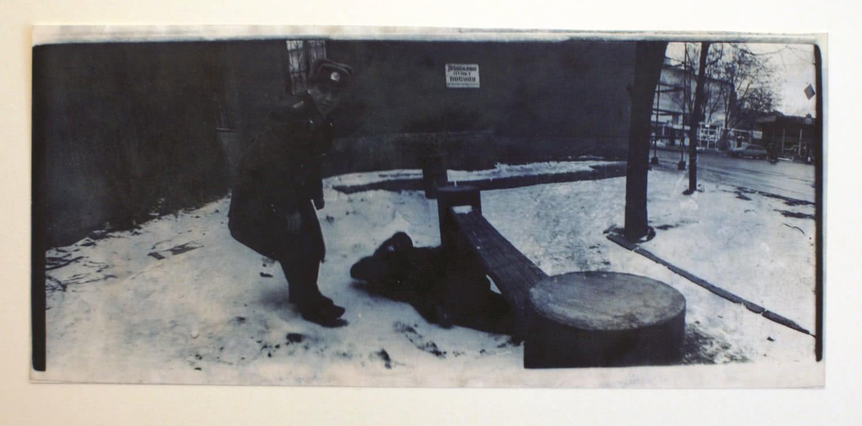 Boris Mikhaïlov. Untitled, from the series At Dusk, 1993.