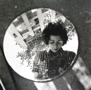 Vivian Maier. Self-Portrait, Undated.