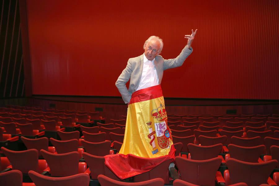 Albert Boadella. Foto: Ángel de Antonio.