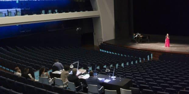 Audiciones Centre