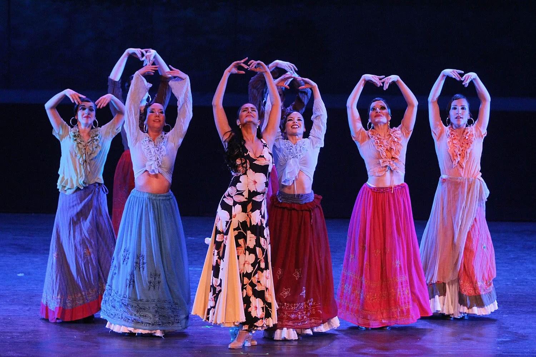 'Carmina Burana'. Ballet Flamenco de Madrid.