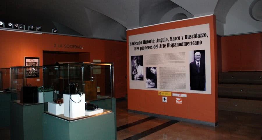 Haciendo historia: Angulo, Marco y Buschiazzo, tres pioneros del arte hispanoamericano.