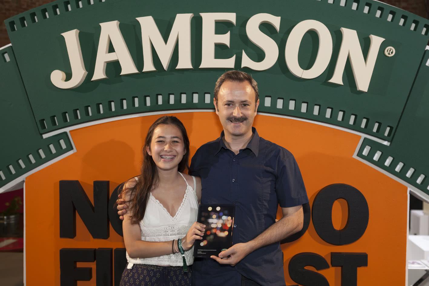 César Tormo, director de Estribillo, ganador de la XIV edición de JamesonNotodofilmfest.