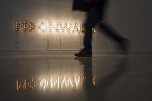 Exposición 'Caleidoscopio y Rompecabezas' en el CAAM. Obra de Mario García Torres.
