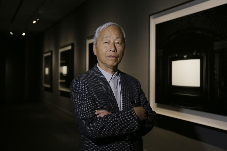 Hiroshi Sugimoto.