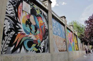 MUROS-Tabacalera. Foto: Sonia Aguilera.