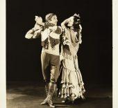 Vicente Escudero y La Argentinita en El amor brujo, 1936.