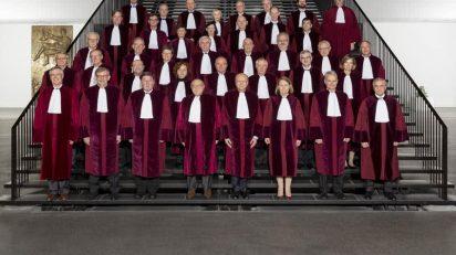 Tribunal de Justicia de la UE.