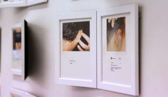 Tete Álvarez. Exposición 'Desplazamientos' en la madrileña Galería Magda Bellotti.