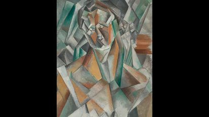 PABLO PICASSO, FEMME ASSISE, 1909. ESTIMATE UPON REQUEST. © SUCCESSION PICASSO/DACS, LONDON 2016