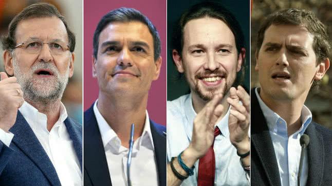 los-cuatro-principales-candidatos-las-elecciones-generales-del-20-d-1450031723186