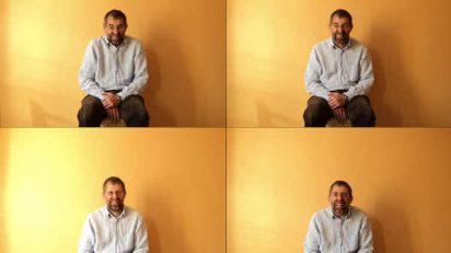 Iñigo Royo. El hombre que ríe.