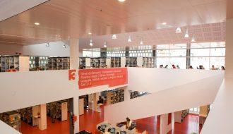 Red de Bibliotecas Municipales de la provincia de Barcelona.