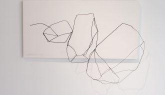 Cristina Almodóvar. Exposición 'Paisajes velados'.