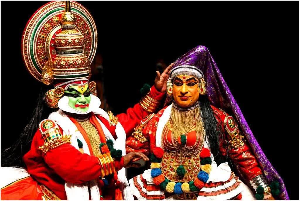Diario La Chuchi >> 'Kijote Kathakali', el clásico cervantino visto desde la India - hoyesarte.com