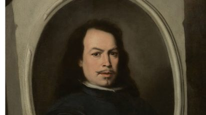 The Frick Collection. Bartolomé Esteban Murillo Spain (1617-1682). Self-Portrait, ca. 1650-1655. Oil on canvas, 107 x 77,5 cm. Copyright The Frick Collection.