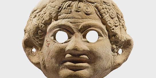Exposición 'El mito de Dioniso Baco.Del néctar de los dioses a los rituales trágicos'.