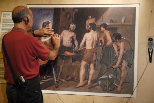 Exposición 'Hoy toca el Prado'.