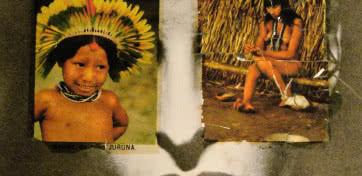Anna Bella Geiger. Little boys and girls. Historia do Brasil, 1975.