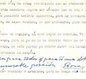Carta Rosa Chacel