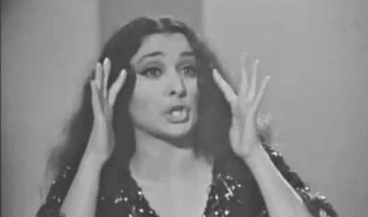 """Dolores Vargas """"La Terremoto""""."""