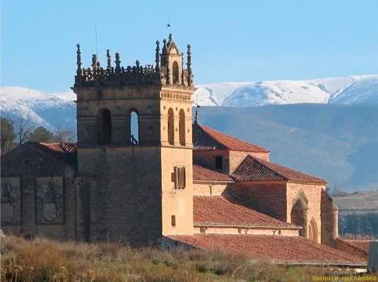 Iglesia del Monasterio de Santa María de El Parral.