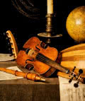 Instrumentos música antigua