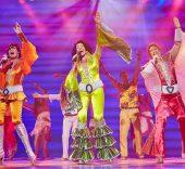 'Mamma Mia!'. Dancing Queen. Foto: Brinkhoff/Moegenburg.