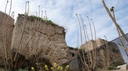 Murallas del Albaicín.
