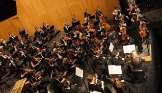 Orquesta Filarmónica de Málaga.