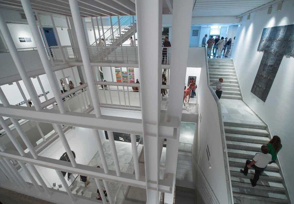 Centro Atlántico de Arte Moderno (CAAM).