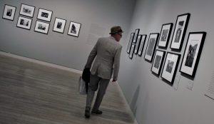 Exposición 'Bruce Davidson'. Foto: Sonia Aguilera.