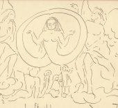 Enrique Ochoa. Imágenes internas. París, 1914.