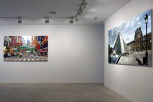 Exposición en Galería Aural.