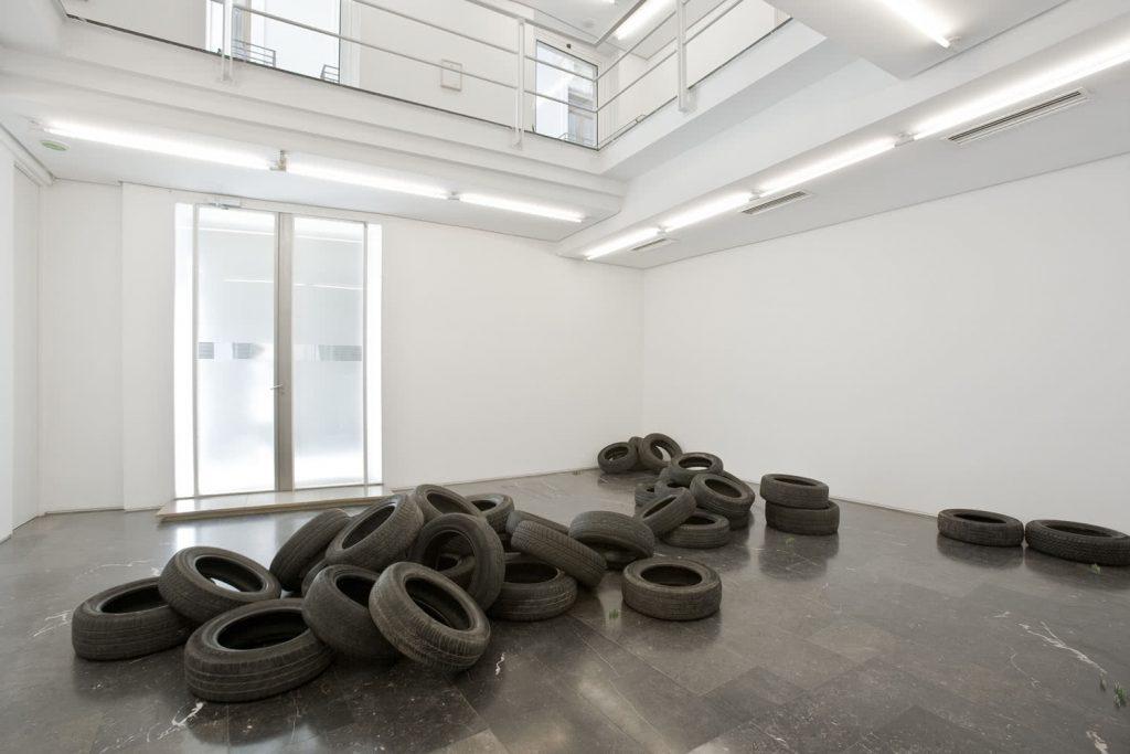 Exposición en Galería Luis Adelantado.