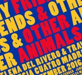 Exposición 'My friends an other animals'.