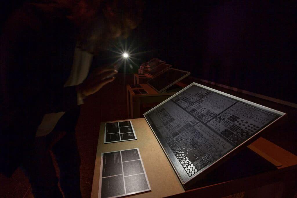 Vista de la exposición en MUSAC, Museo de Arte Contemporáneo de Castilla y León. Fotografía: Imagen MAS.
