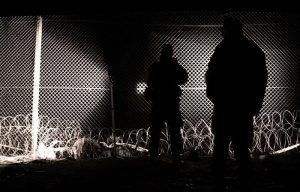 © UNHCR/Rasheed Hussein Rasheed. 16-10-15. Estación de trenes de Zakany, Hungría.