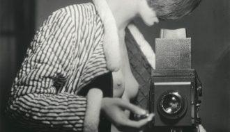 Selbstporträt, Berlin, 1933