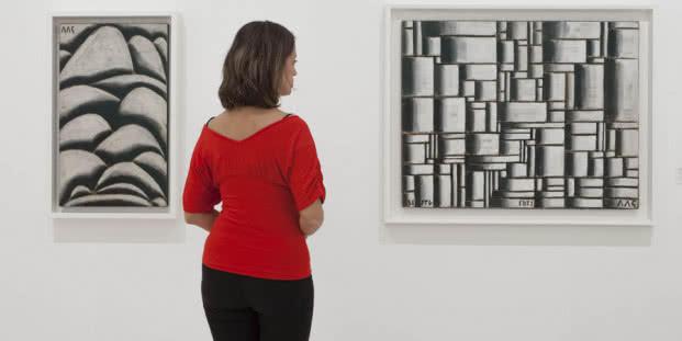 Exposición 'Joaquin Torres-Garcia: un moderno en la Arcadia'. Museo Picasso Malaga. © MPM/jesusdominguez.com.