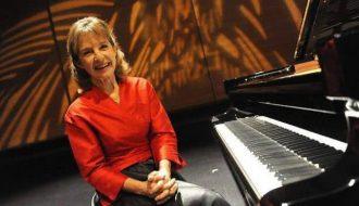 Anne Queffélec.