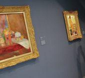 Exposición 'Los Fauves: La pasión por el color'. Foto: Sonia Aguilera.