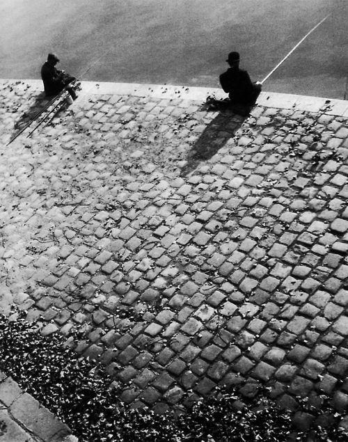 Marianne Breslauer, Sin título, París,1929 © Marianne Breslauer / Fotostiftung Schweiz, Winterthur.