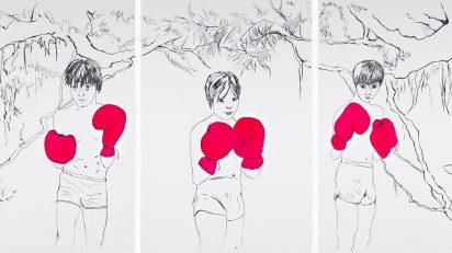 Mónica Fuster, DAY OFF, 2007. Es Baluard Museu d'Art Modern i Contemporani de Palma. © De l'obra, Mónica Fuster, 2016. © De la fotografía: David Bonet.