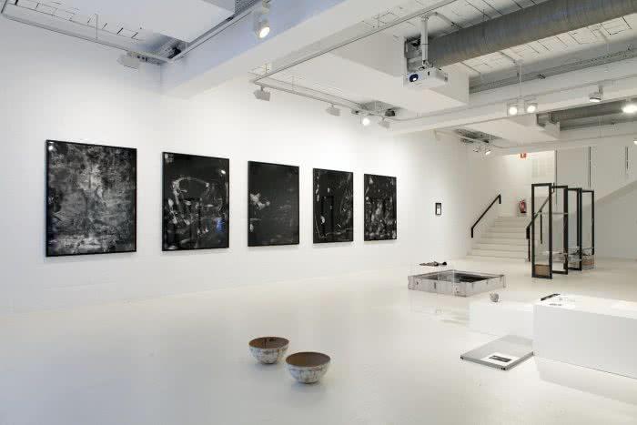 Nicolás Lamas. Todo objeto es un espacio temporal. Fundació Joan Miró.
