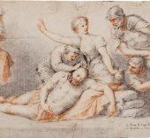 José de Ribera. Sansón y Dalila. Mediados de 1620.