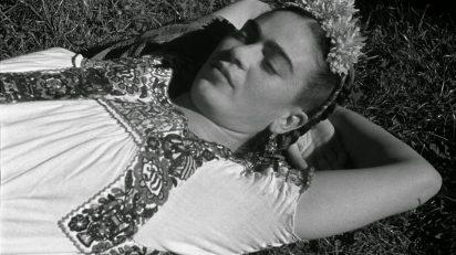 Frida Kahlo según Leo Matiz.