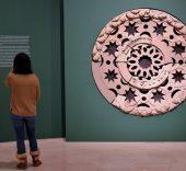 Exposición 'Maestro Mateo'. Museo del Prado. Foto: Sonia Aguilera.
