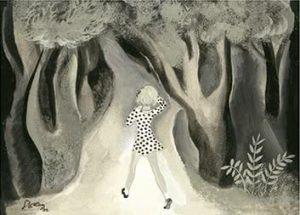 Serny. Celia dice... El bosque del ogro LXXII, 1932.